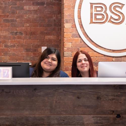 Broad Street Braces front office