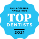 Top Dentists Philadelphia Magazine's 2021