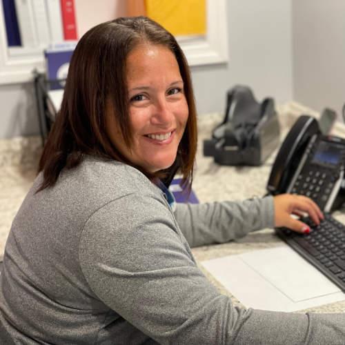 Melissa Financial Coordinator